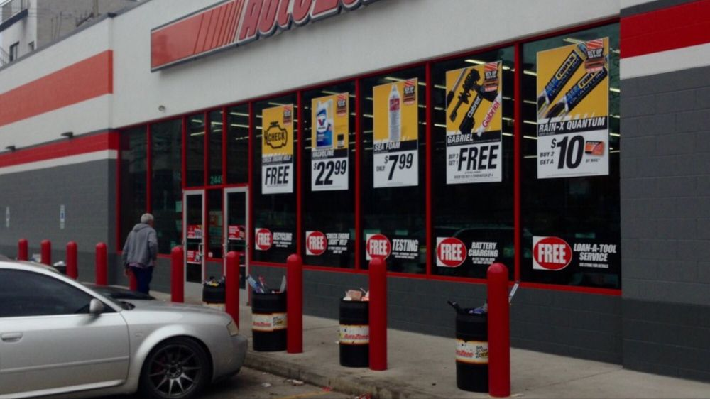 AutoZone Auto Parts: 6525 Fair Oaks Blvd, Carmichael, CA
