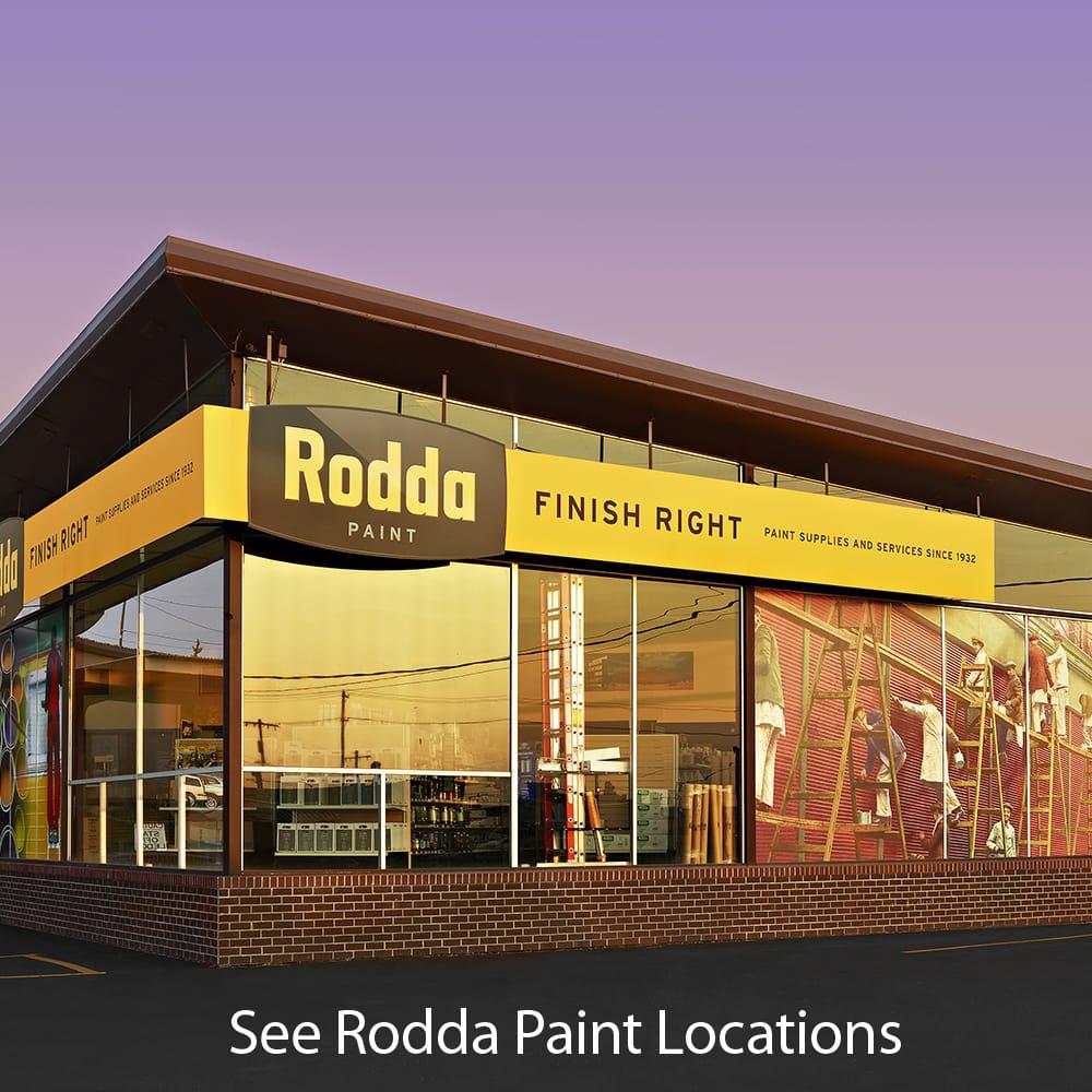 Rodda Paint: 4970 Fairbanks St., Anchorage, AK