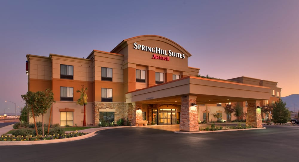 Springhill Suites by Marriott: 2855 W. Highway 70, Thatcher, AZ