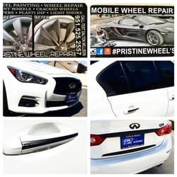 Pristine Wheel Repair - 148 Photos & 58 Reviews - Wheel & Rim Repair