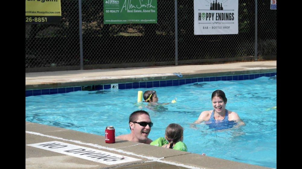 North Raleigh Swim Club