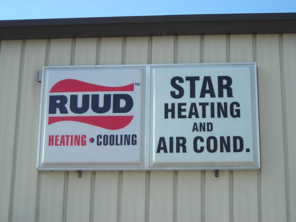 Star Heating & Air Conditioning-the Fireplace Shop: 1702 Commerce Ct, Columbia, MO