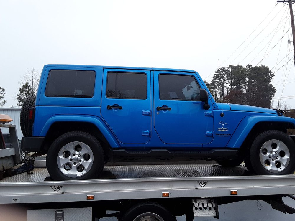 Towing business in Kannapolis, NC