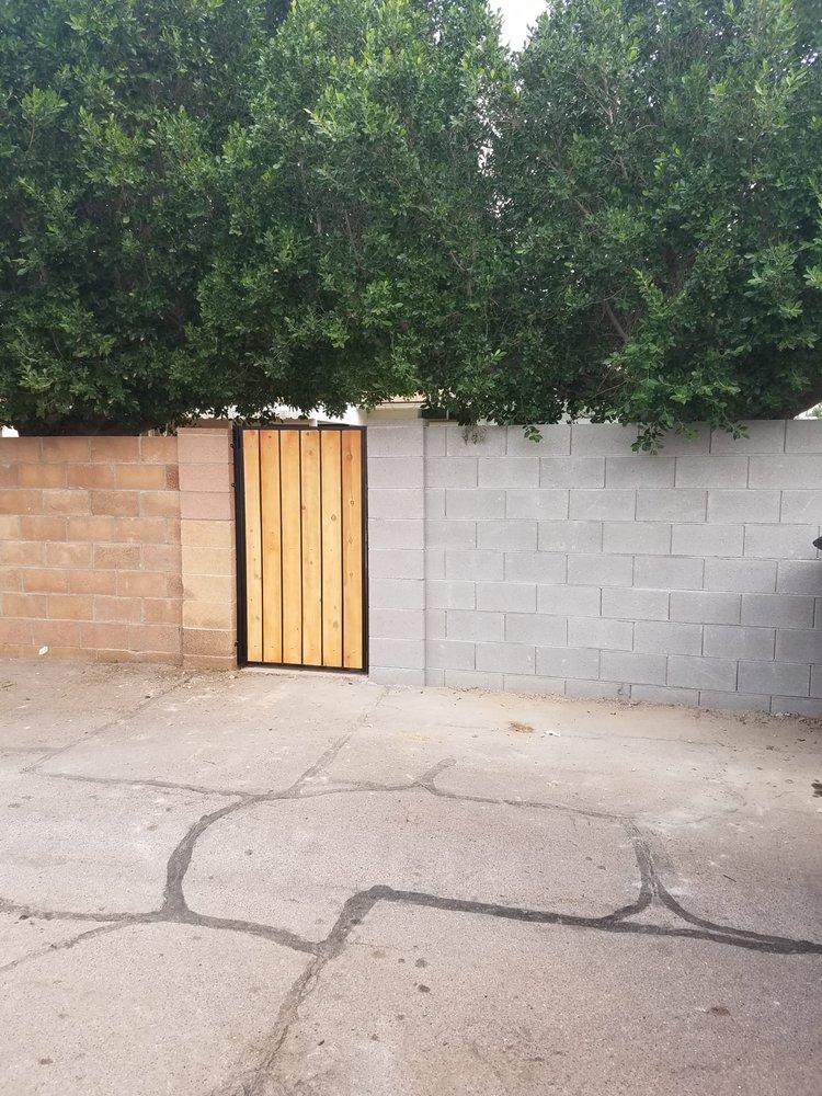 New Block Wall Repair Phoenix