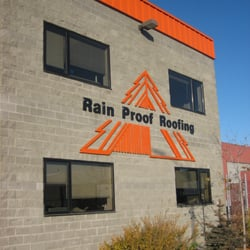 Photo Of Rain Proof Roofing   Anchorage, AK, United States