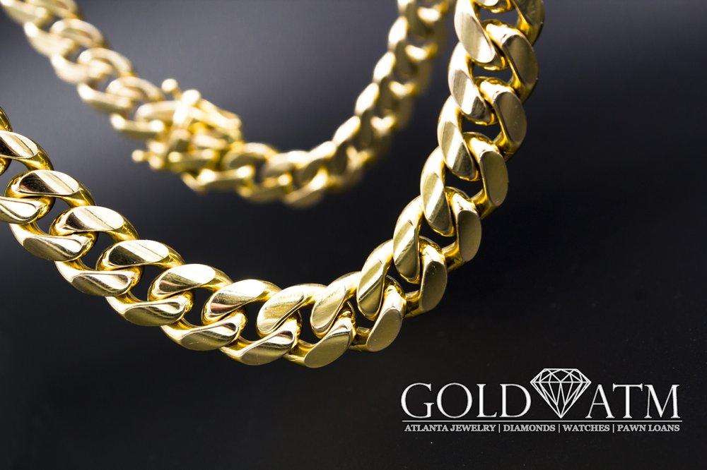 Gold ATM - Atlanta Jewelry, Diamonds, Watches, Pawn Loans
