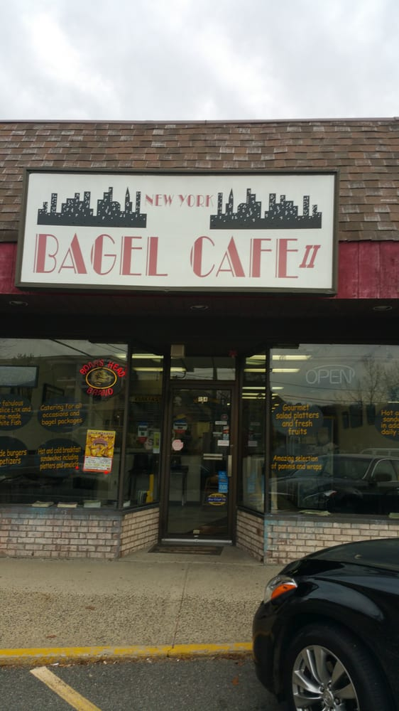 New York Bagel Cafe Verona Nj
