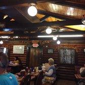 Log Cabin Restaurant Menu Labelle Fl
