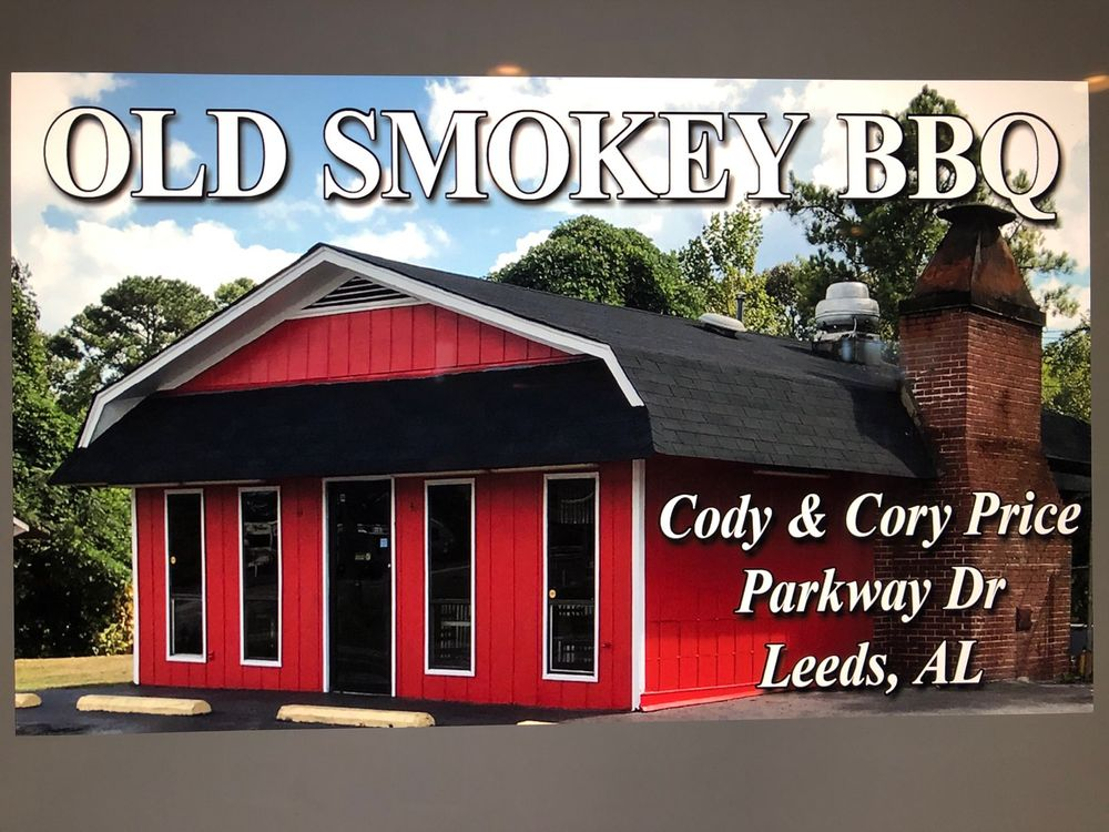 Old Smokey Bar-B-Q: 7323 Parkway Dr, Leeds, AL