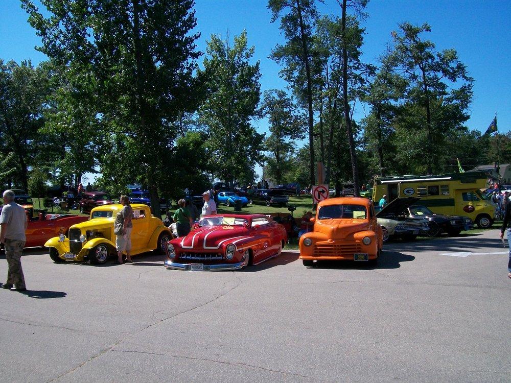 Shawano Lake County Park: 5791 W Lake Dr, Shawano, WI