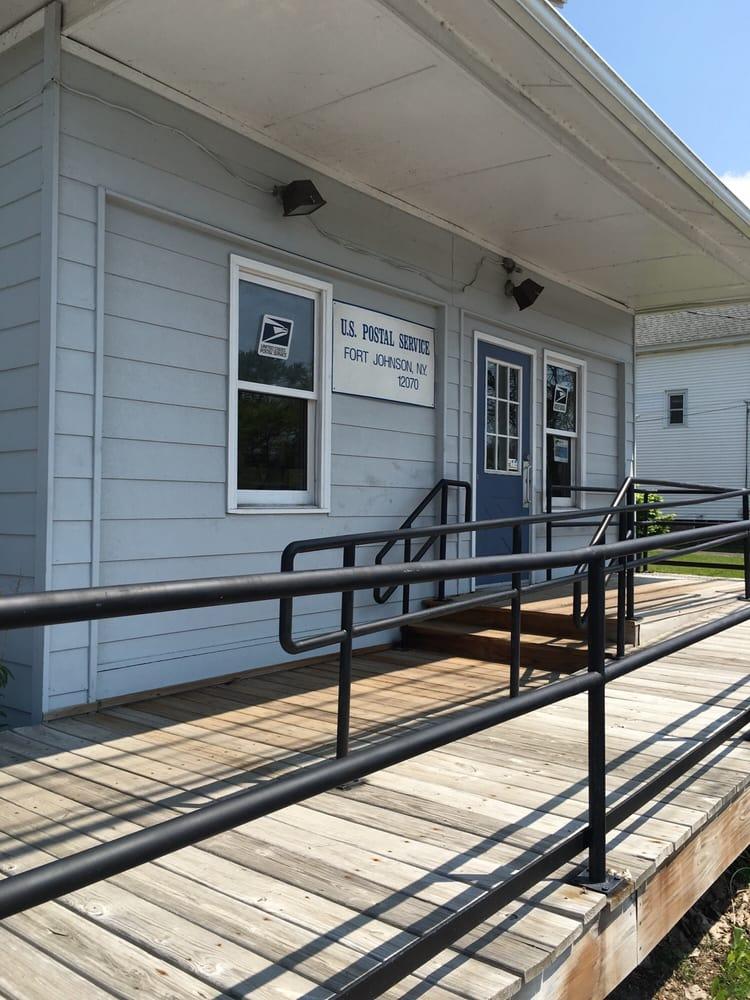 US Post Office: 5 E Main St, Fort Johnson, NY