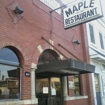 Maplewood Restaurant Ambridge Pa