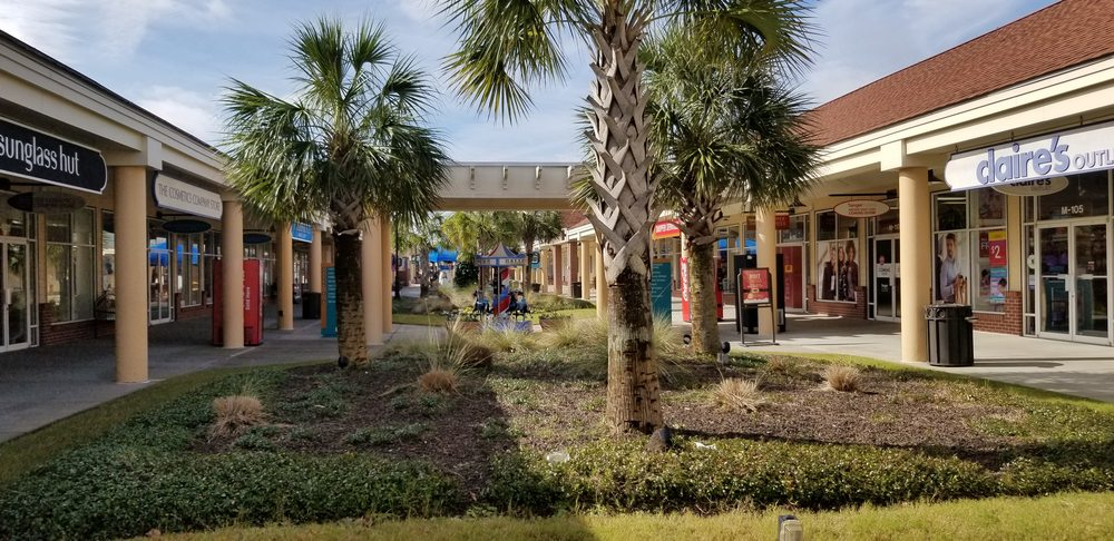 Tanger Outlets Myrtle Beach Hwy 501: 4635 Factory Stores Blvd, Myrtle Beach, SC