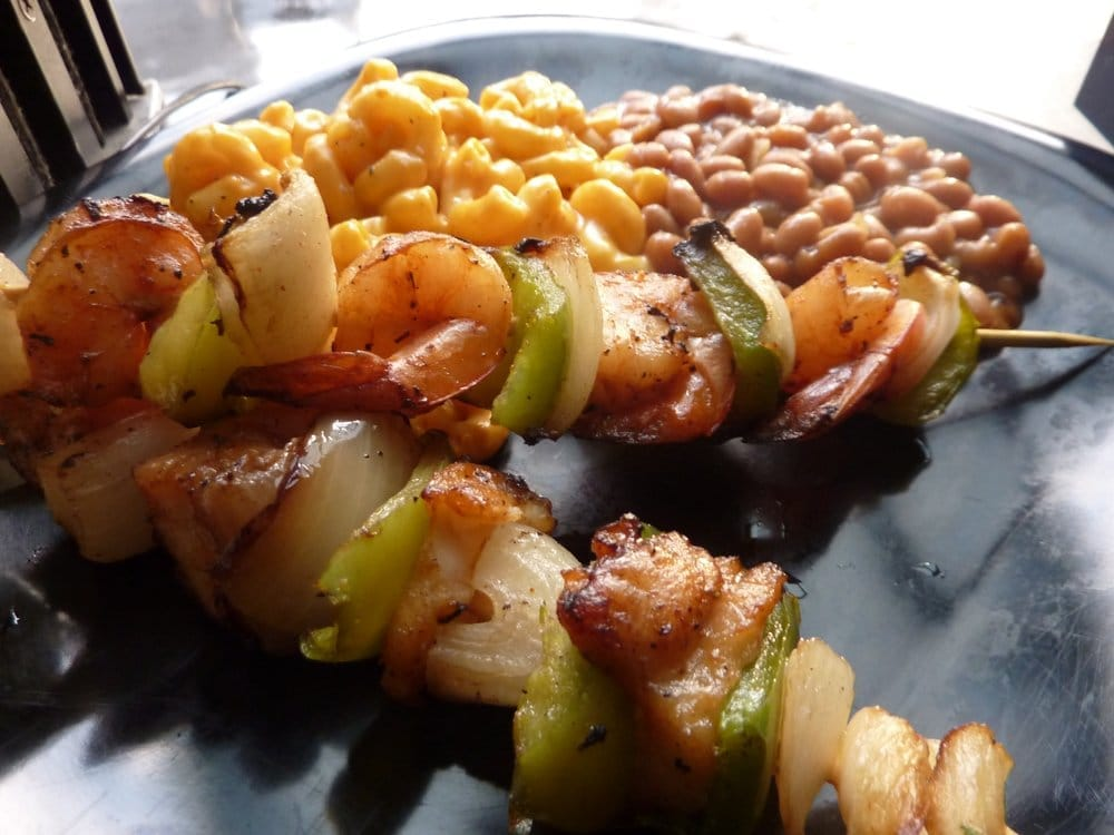 Fish and shrimp skewers yelp for Fish and shrimp near me