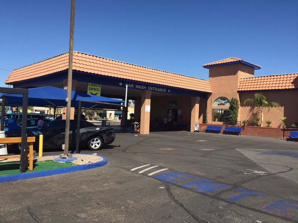 City Of Henderson Car Wash Policy