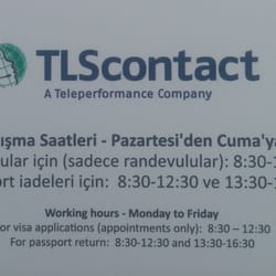 Tls Contact Passport Visa Services Gulbahar Mah