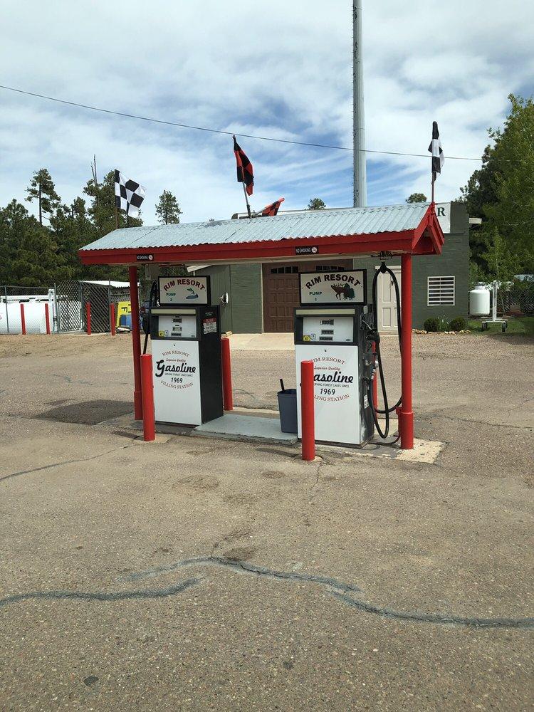 Rim Resort: 985 Arizona Hwy 260, Heber, AZ