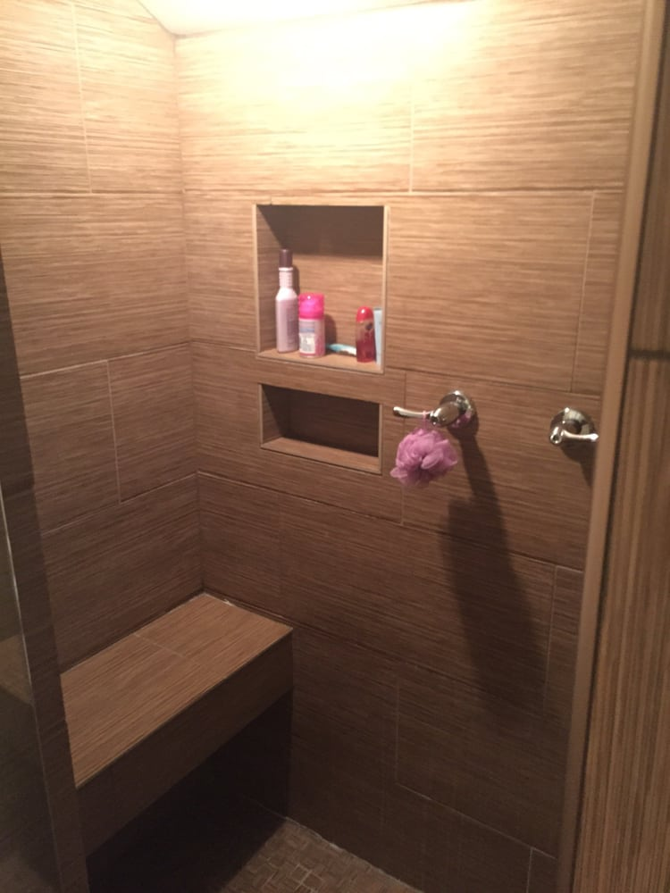 because a nice shower is great yelp. Black Bedroom Furniture Sets. Home Design Ideas
