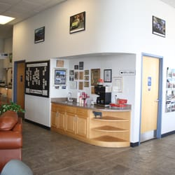 Photo of Laramie Peak Motors - Wheatland, WY, United States. Coffee and Cookies