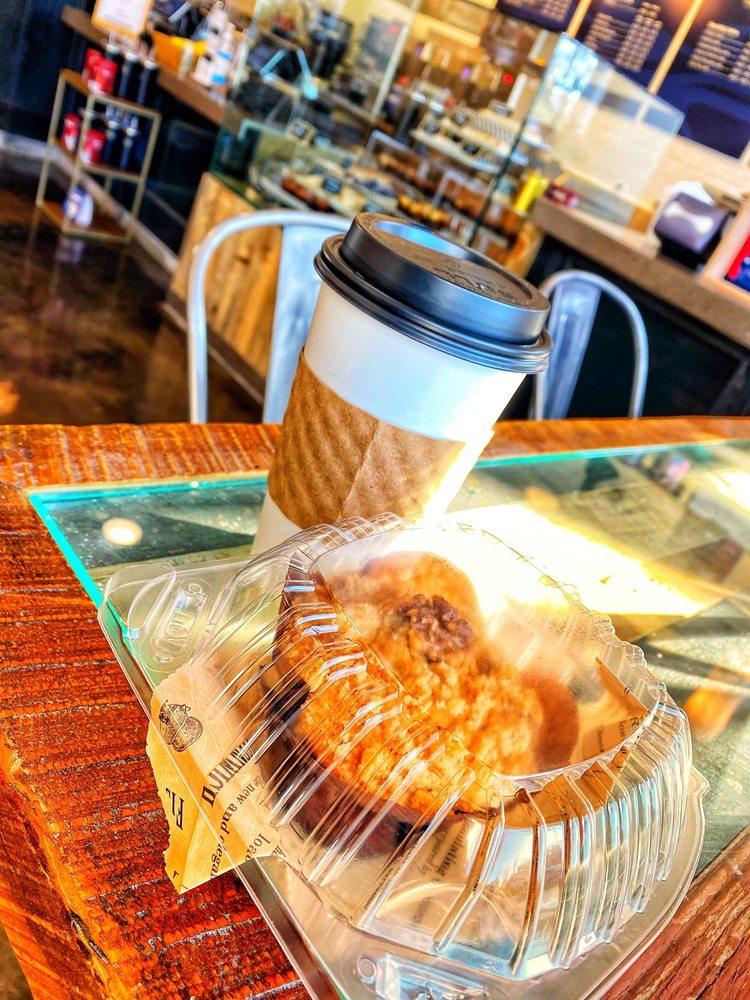 Oak & Willow Coffee & Bakery: 1080 E Imperial Hwy, Brea, CA