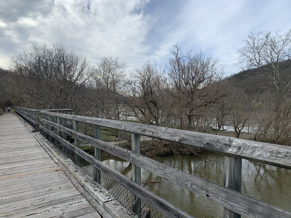 New River Trail State Park: 176 Orphanage Dr, Meadows, VA