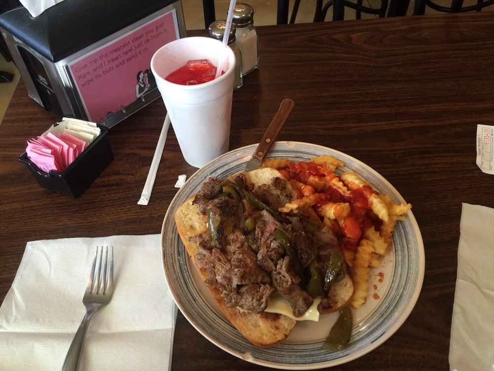 The Real Deal Cafe: 2595 SE US Hwy 54, El Dorado, KS