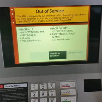 Wells Fargo Bank - Banks & Credit Unions - 1177 Route 33