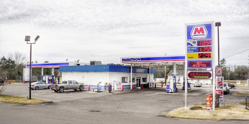 Minuteman Food Mart: 14661 Highway 87, Elizabethtown, NC