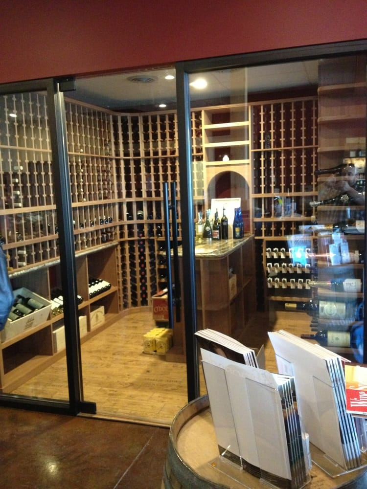 Walk In Wine Cellar Yelp