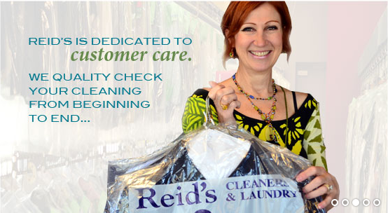 Reid's Cleaners & Laundry: 900 Route 620 S, LakeWay, TX