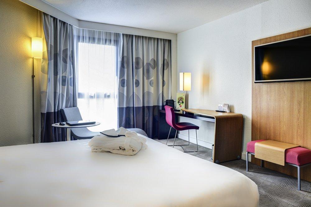 Hôtel Novotel Paris Suresnes Longchamp - Suresnes