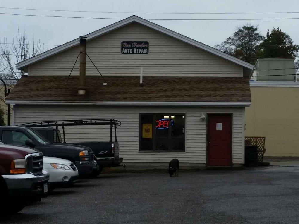 Bar Harbor Auto Stop: 38 Holland Ave, Bar Harbor, ME