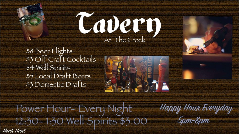 Tavern at The Creek: 13769 S John Young Pkwy, Orlando, FL