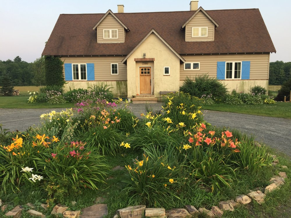 Half Moon Hill Farm & winery: 625 County Rd A, Athens, WI