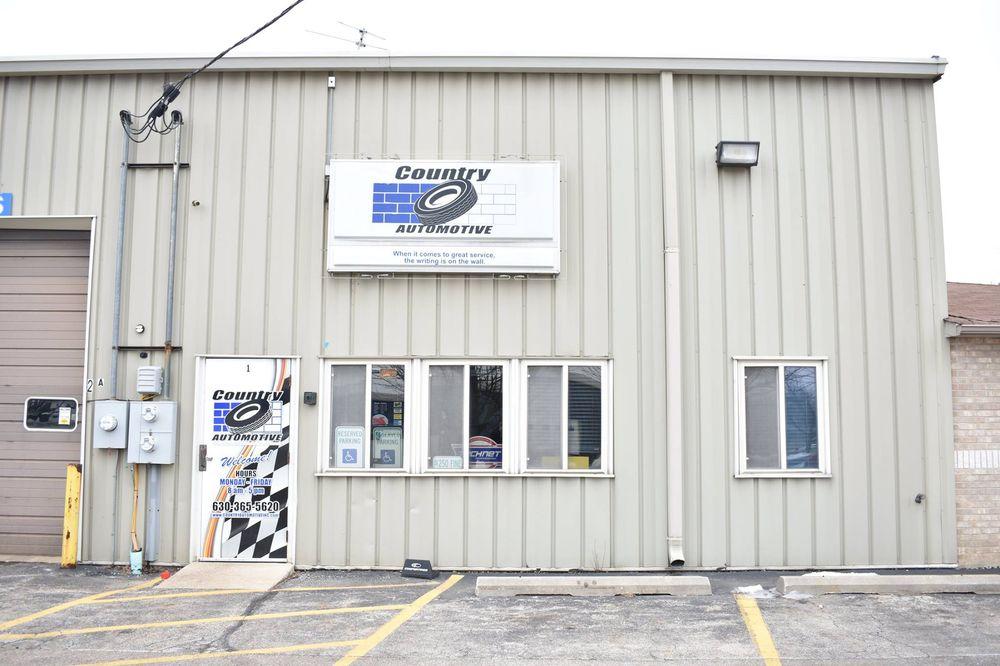 Country Automotive: 700 E North St, Elburn, IL
