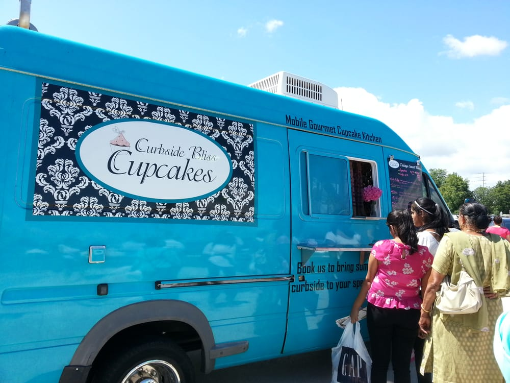 Curbside Bliss Cupcakes