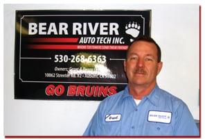 Bear River Auto Tech: 10066 Streeter Rd, Auburn, CA