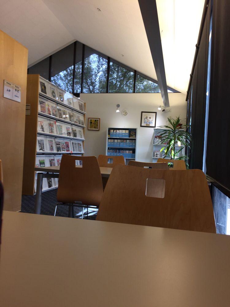 Choctaw Library: 2525 Muzzy St, Choctaw, OK