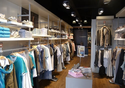 boutique pour homme