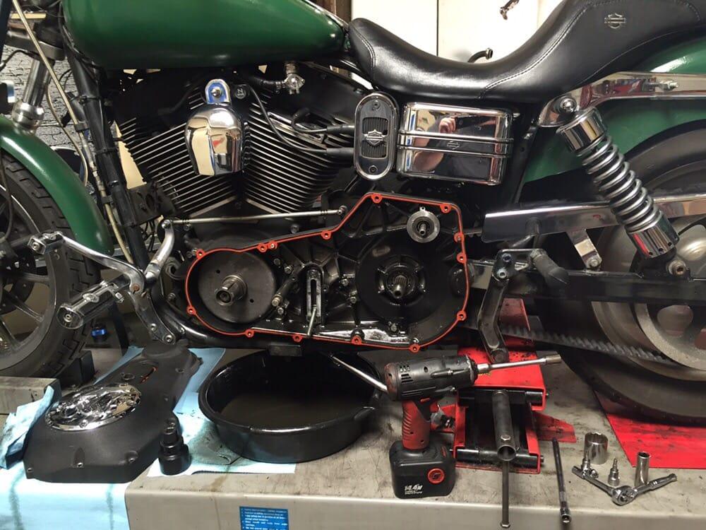 2000 Harley Davidson Fxdx Belt Replacement Yelp