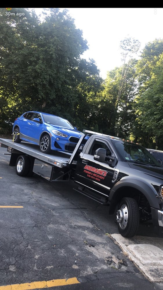 Andrade Towing & Recovery: Brockton, MA