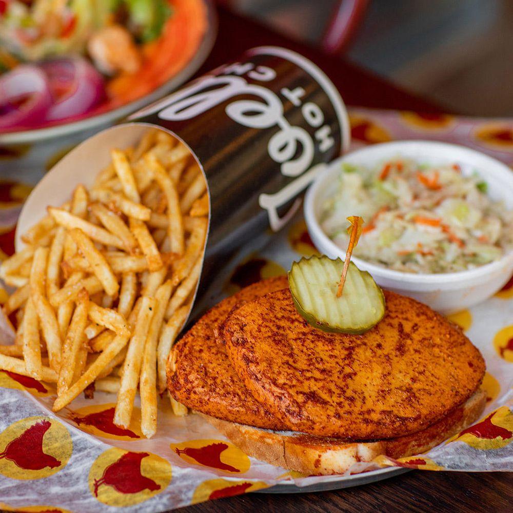 Joella's Hot Chicken - Middletown: 13401 Shelbyville Rd, Louisville, KY