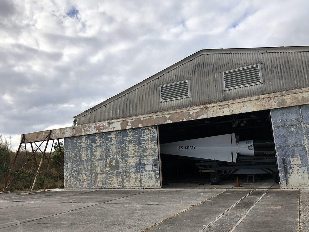 HM69 Nike Missile Base Tour