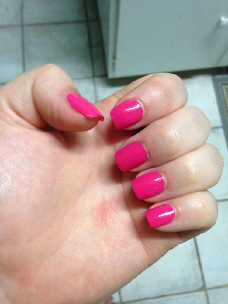 New acrylic nails. - Yelp