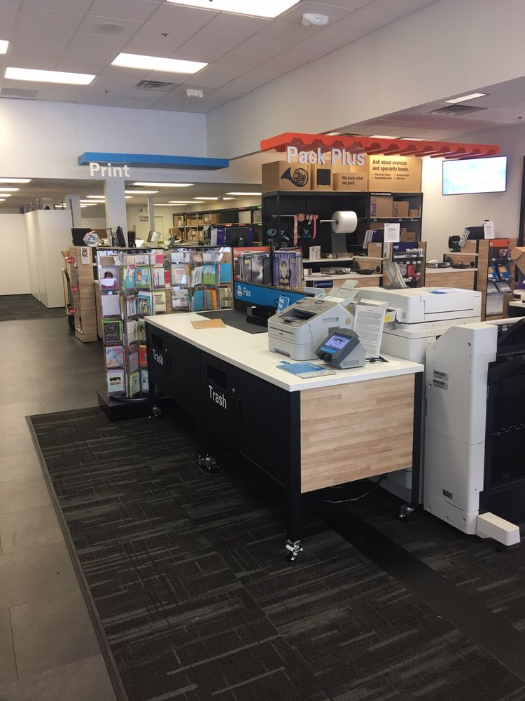 FedEx Office Print & Ship Center: 480 San Ramon Valley Blvd, Danville, CA