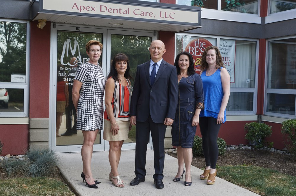 Apex Dental Care: 1600 Horizon Dr, Chalfont, PA