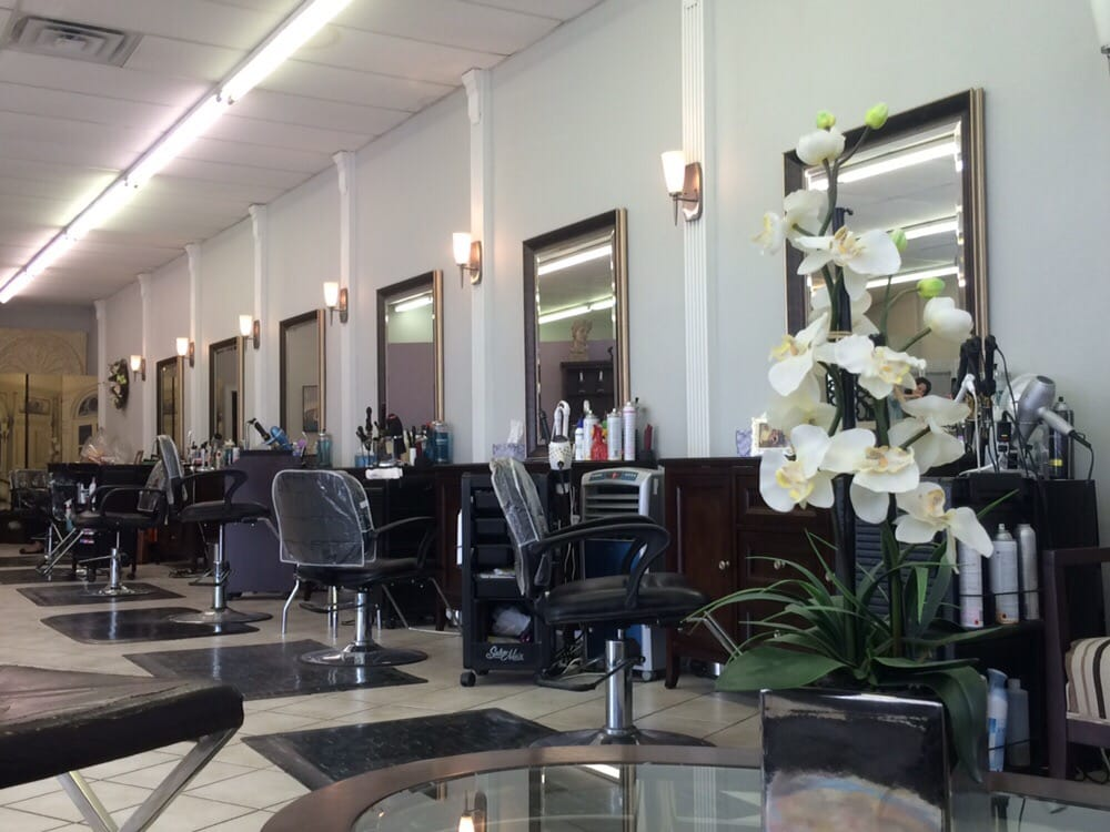 Western place men 39 s hair salons 6910 camp bowie blvd for Hair salon perfect first essential
