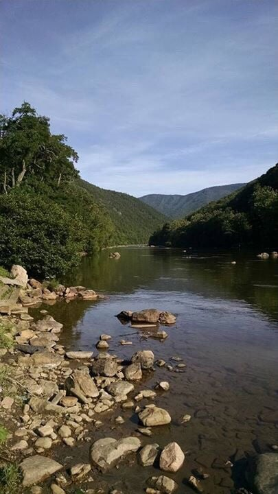 Nolichucky Gorge Campgrounds: 101 Jones Branch Rd, Erwin, TN