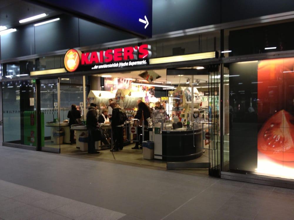 kaiser s 10 beitr ge supermarkt lebensmittel hauptbahnhof tiergarten berlin. Black Bedroom Furniture Sets. Home Design Ideas