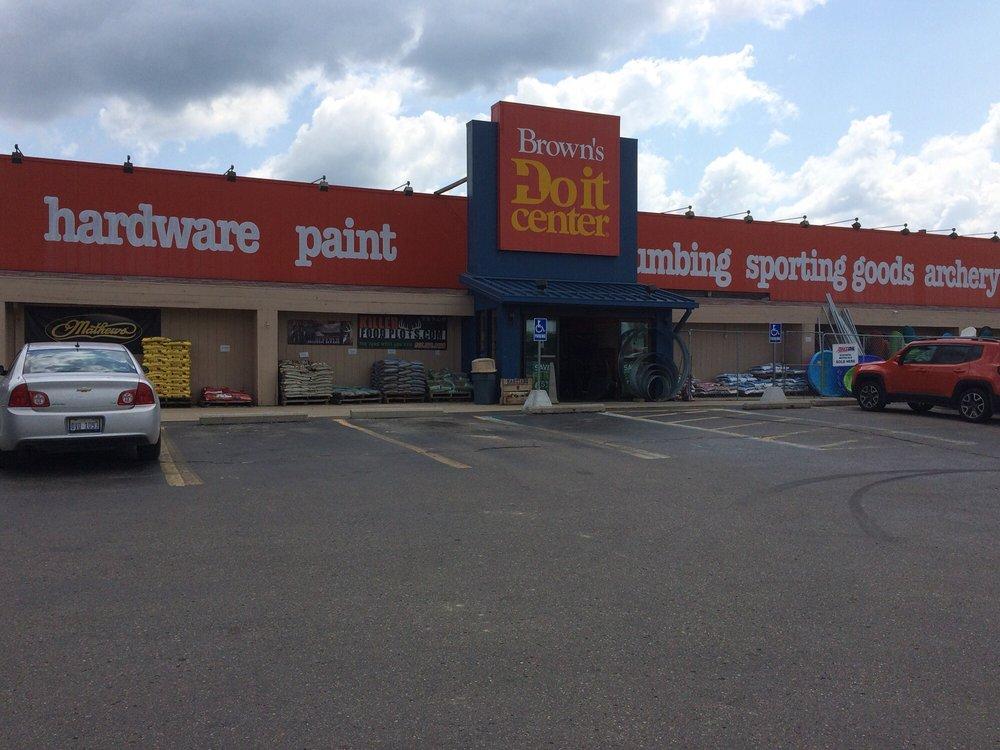 Brown's Do-It Center & Sporting Goods: 7281 S State Rd, Goodrich, MI